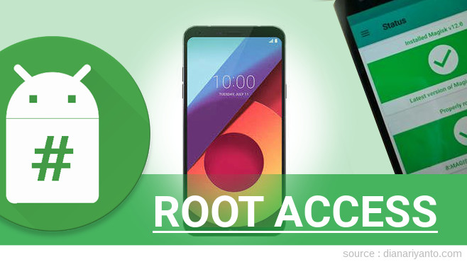 How To Root Lg Q6