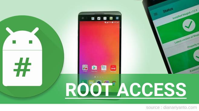 Root LG V20 Tanpa Unlock Bootloader